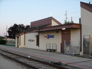 Port Huron Station